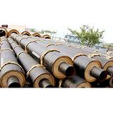 预埋钢套钢蒸汽管道疏水装置_汇众管道_钢套钢蒸汽保温蒸汽管道疏水