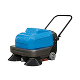 凯德威手推式扫地机|电瓶式扫地机价格|扫地机售后