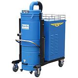 宁波化工厂用大功率吸尘器 凯德威工业级吸尘器