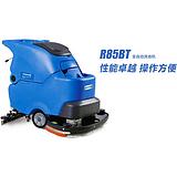 大型工厂用大容量洗地机 容恩手推式洗地机R85BT