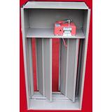 张家口柜式送风机质量信得过送风机山东金光工艺先进查看