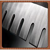 供应剪毛机刀片刀条满足客户的要求价格公道质量保证