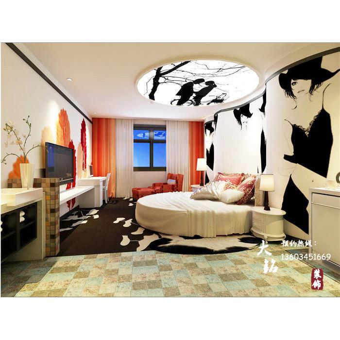 山东邯郸文化主题酒店装修设计发展趋势