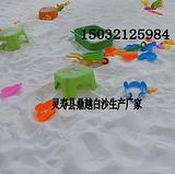 厂家批发儿童游乐园专用白沙子 大型人工沙滩用白沙子 儿童沙
