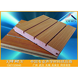 武汉江夏区槽木吸音板,湖南鼓房钢琴房装饰吸音板现货