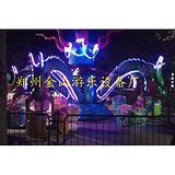 大章鱼,郑州金山游乐,疯狂大章鱼