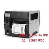 河南斑马工业标签打印机郑州斑马ZT420二维码条码打印机