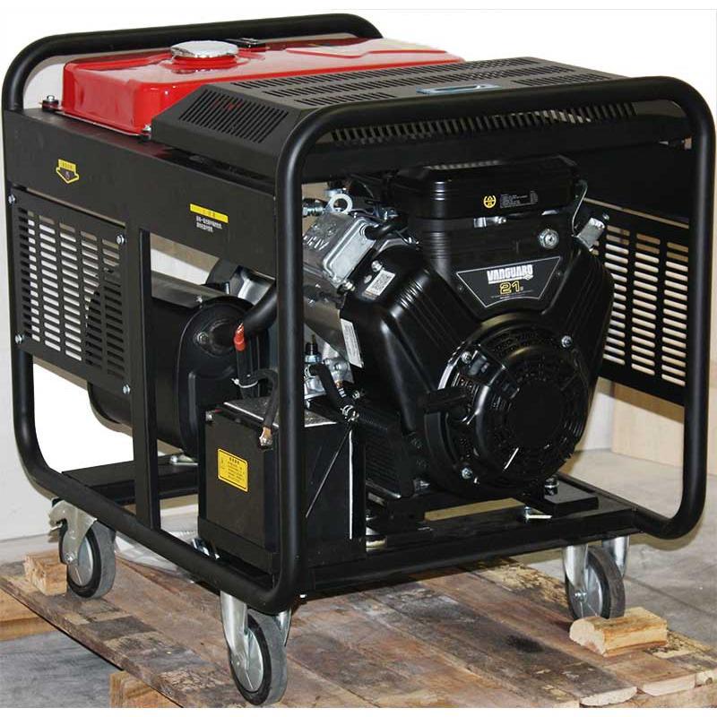 汽油发电机组价格_10kw双缸汽油发电机百力通发电机