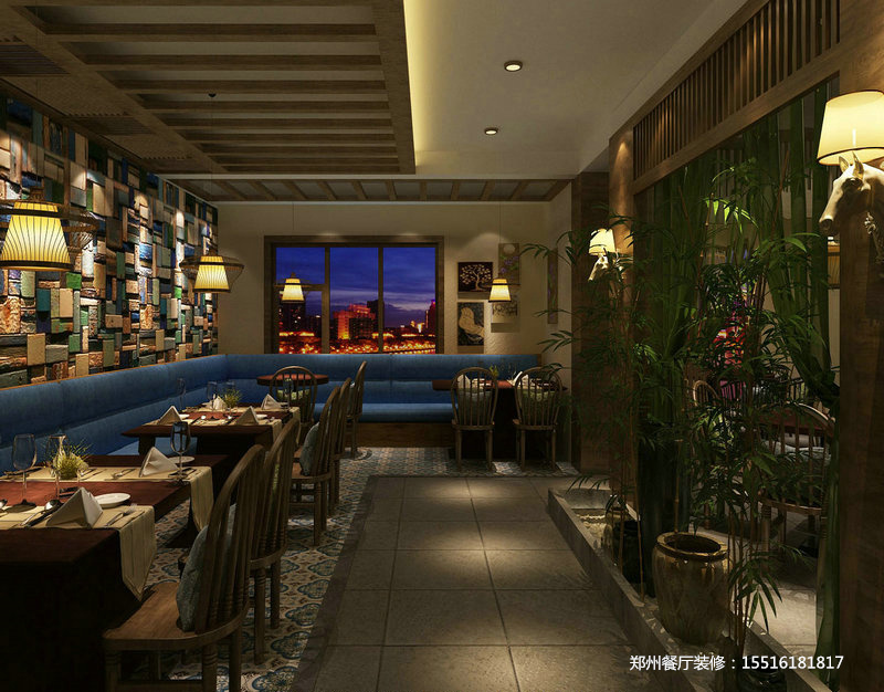 泰国餐厅装修欣赏批发价格