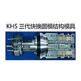 吹瓶模具kHS三代快换圆模结构模具出口欧美日广东佛山产