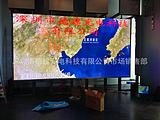室内全彩p3led显示屏一平方米多少钱