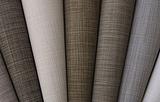 聚酯涤纶及PVC合成面料,或者玻璃纤维面料,聚纤的阳光面料