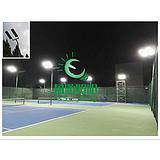 LED网球场高照度照明灯|196W高端网球场照明灯
