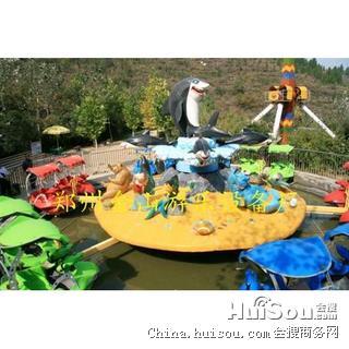 激战鲨鱼岛游乐设备激战鲨鱼岛18530813658图