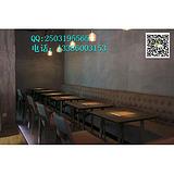 供应上海西餐厅实木方桌(餐厅实木方桌)厂家