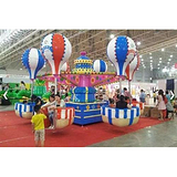 桑巴气球游乐设施桑巴气球金山机械制造图
