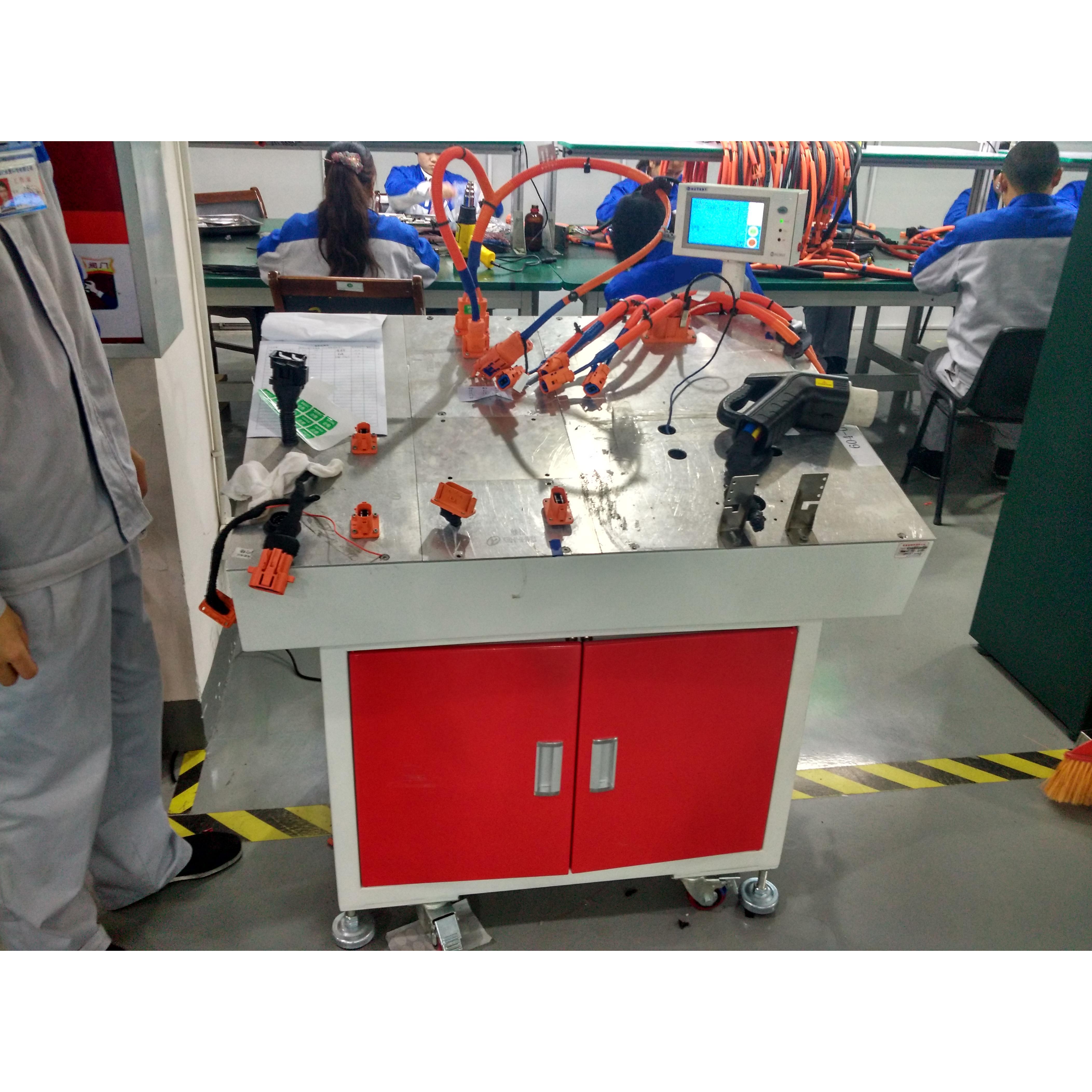 中测 检测仪 汽车线束检测台 touch 500