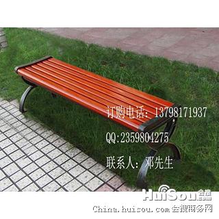 长椅价格 园林铸铁长条椅 景观公园椅 实木休闲座椅批发价格 广州市