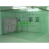防静电PVC绿色门帘透明无尘车间PVC门帘防静电