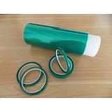绿色单面胶保护膜 金手指高温胶带 电子制品烤漆喷涂专用胶带