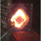 鸡西中频炉钻杆加热、鸡西中频炉钢管加热、中频炉配件