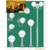 供应不锈钢景观庭院灯亮化灯具系例产品
