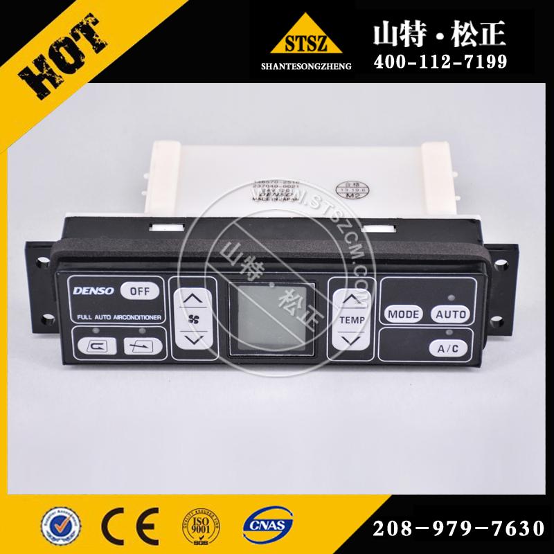 小松原厂pc200-7空调控制面板