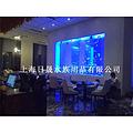 上海水族工程公司 定做大型鱼缸