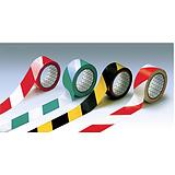 青岛胶南红色警示胶带  规格4.8cm*18m  日照黄标识胶带