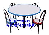 天津大理石餐桌尺寸-餐桌餐椅组合价格-四连体餐桌椅材质-天津佰利