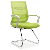 西安会议椅 西安办公椅 雅凡办公家具西安网布弓形会议椅