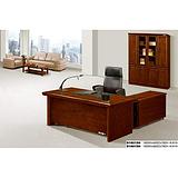 西安办公桌|西安大班台|雅凡办公家具公司老板桌