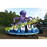 郑州金山游乐设备厂,章鱼陀螺,大型游乐设备