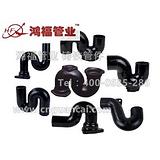 辽宁铸铁双45弯头销售DN50铸铁管件优质商家