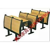 学校连排自翻椅图片 阶梯课桌椅厂家 排椅价格规格