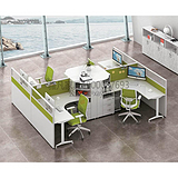 西安辦公隔斷|西安辦公屏風|高端屏風隔斷辦公桌椅定制批發