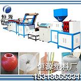 塑料圆丝拉丝机, 塑料聚乙烯拉丝设备价格及配置详情