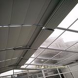 上海双轨式电动折叠天棚帘