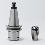 雕铣机ISO20-ER16-035MS刀柄 厂家直销 防锈 精度质量保证