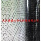 精品质防静电黑色导电网格透明帘静电指数良好厂家-武汉鼎盛达