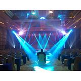 上海束影文化传播有限公司专业灯光音响舞台搭建
