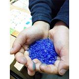 变色硅胶海韵环保变色硅胶 蓝色
