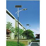 8米60w 太阳能路灯