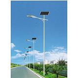 4米12w 太阳能路灯