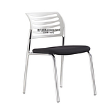 西安会议椅 西安会客椅 雅凡办公家批发办公会议椅YC833
