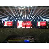 上海专业供应灯光音响视频租赁 舞台背景搭建 LED大屏租赁