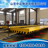 中运100吨重型平板牵引拖车