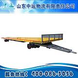 中运16米重型平板拖车
