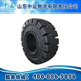 中运厂家充气式实心轮胎