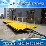 中运厂家插桩式牵引平板拖车